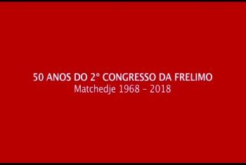 50 anos do 2º Congresso